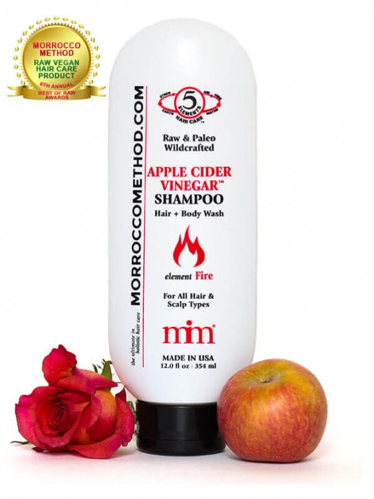 Morrocco Method Apple Cider Vinegar Shampoo