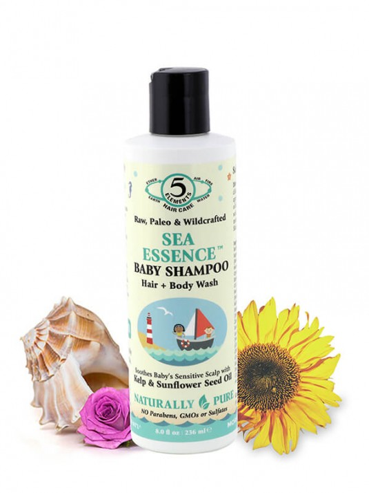 Baby Sea Essence Shampoo