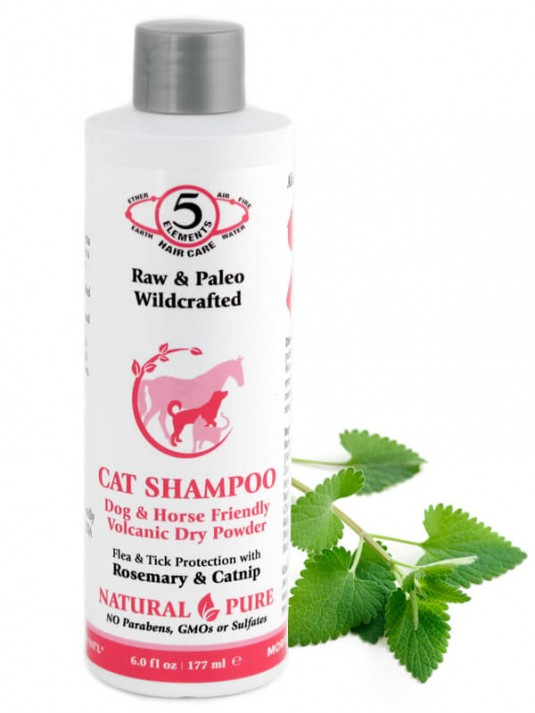 Volcanic Dry Powder Cat Shampoo
