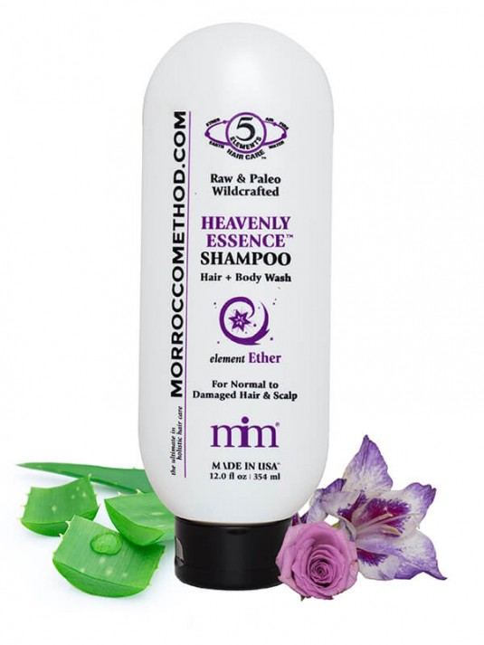 Morrocco Method Heavenly Essence Shampoo