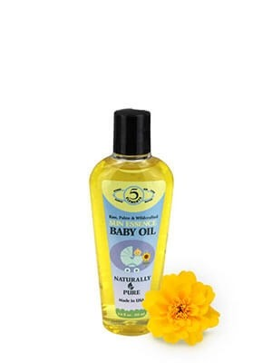 Sun Essence Baby Oil - 120ml (4oz)