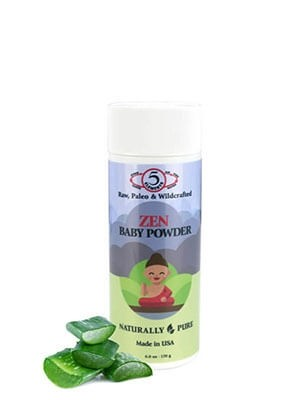 Morrocco Method Zen Baby Powder
