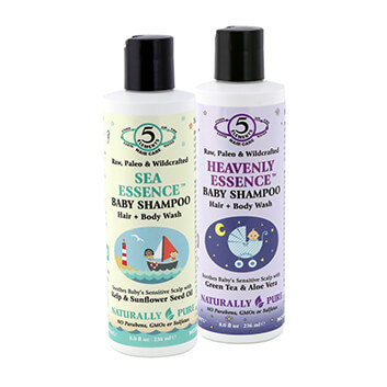 Baby Shampoos and Body Wash